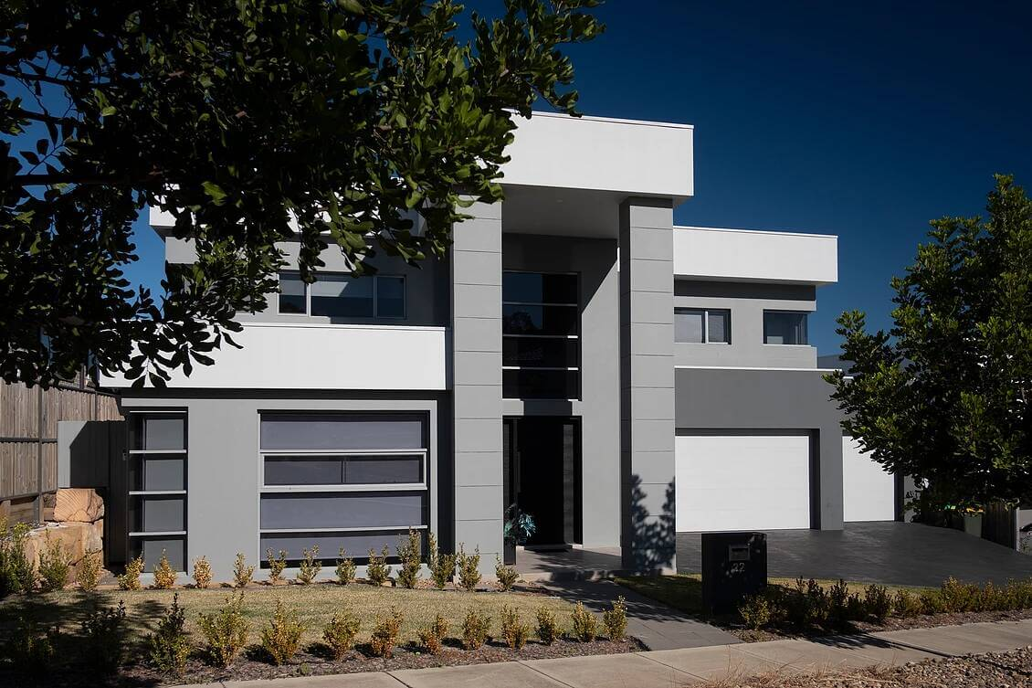 Acrylic Rendering Frenchs Forest
